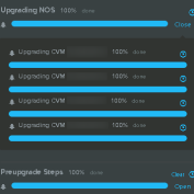 One click upgrade – Nutanix Operaiting System upgrade