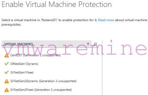 Generation 2 VM support on Azure