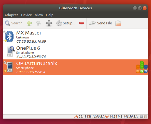Logitech Mx Master On Ubuntu 18 04 Nutanix Hyperconverge