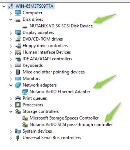 Deploy Windows 2019 server on Nutanix AHV - VMwaremine - Artur